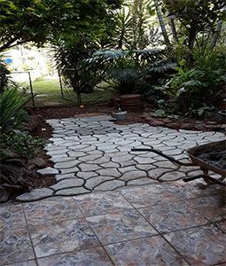 Paving ,patio driveway moulds
