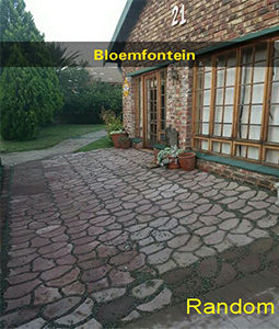Paving patio driveway DIY moulds