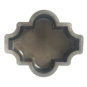 Container paving mould Moroccan