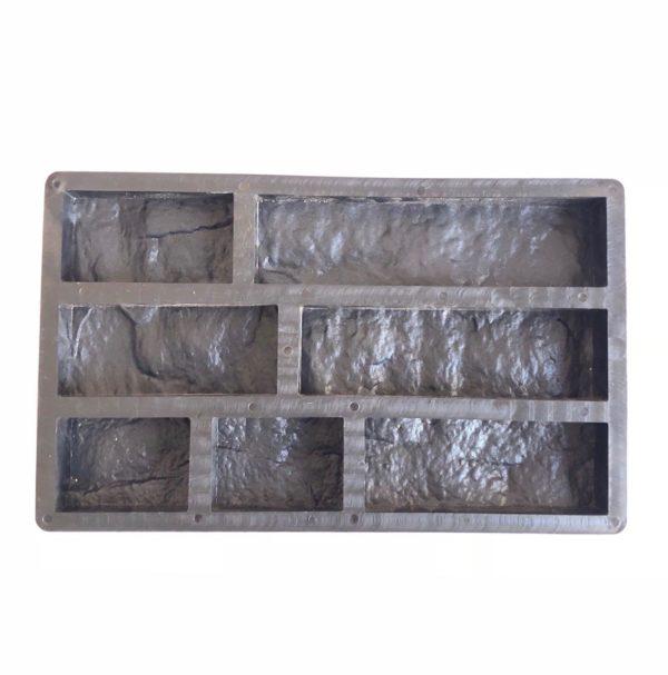 Riven cladding mould