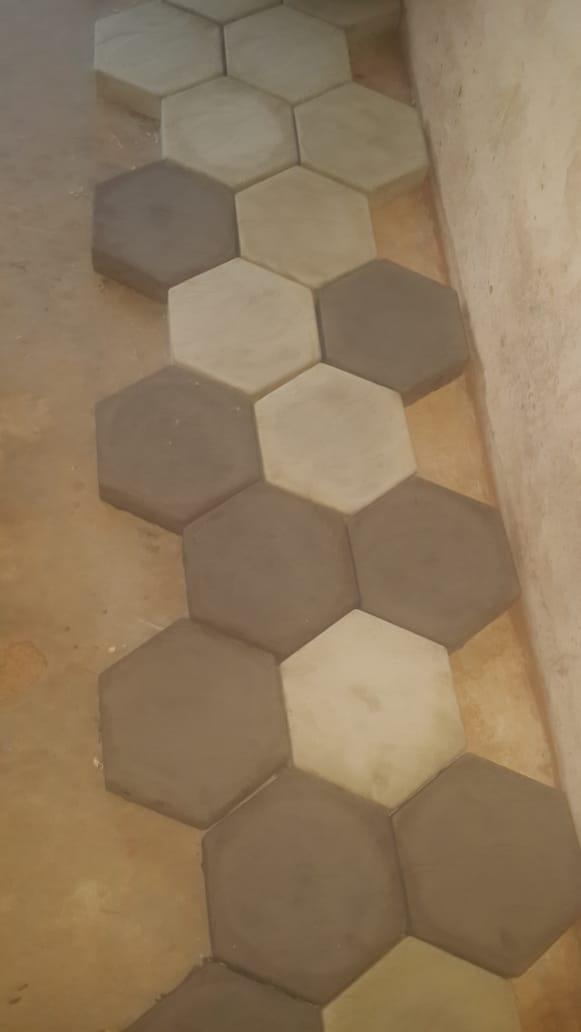 Hexagon Paving Mould